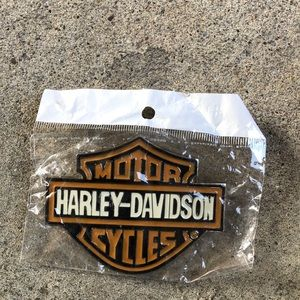 HARLEY-DAVIDSON BELT BUCKLE